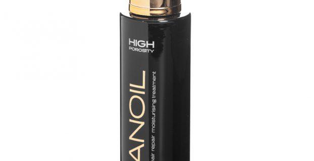 Nanoil do włosów wysokoporowatych